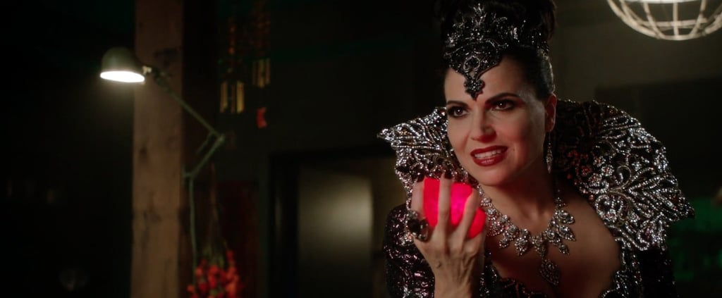 The Evil Queen Is Back and Badder Than Ever in Once Upon a Time's Sizzle Reel