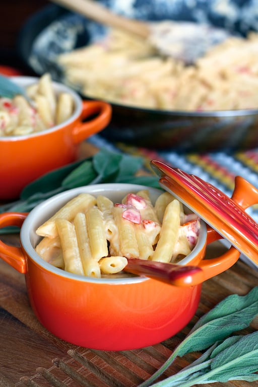Pimiento Macaroni and Cheese