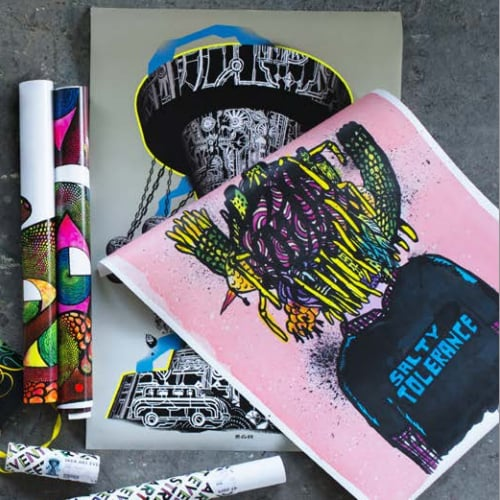 Ikea Is Launching Street Art Poster Collection on April 1