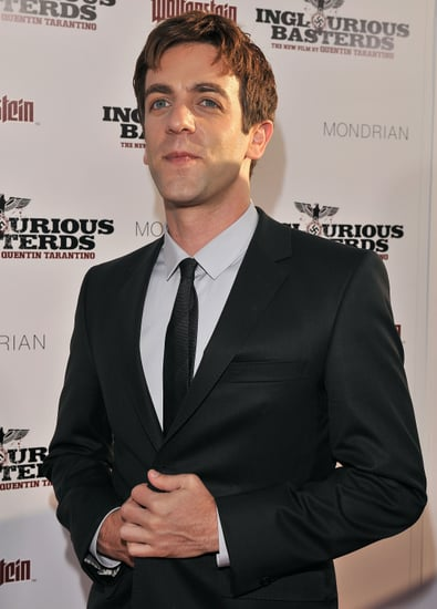 Interview With BJ Novak About Inglourious Basterds