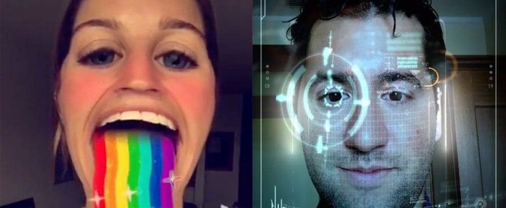 How to Use Snapchat's Tricky New Selfie Filters
