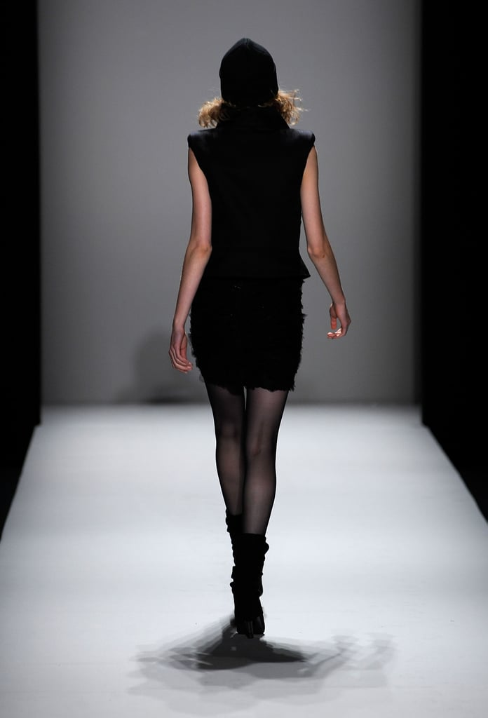 New York Fashion Week: Nicole Miller Fall 2010