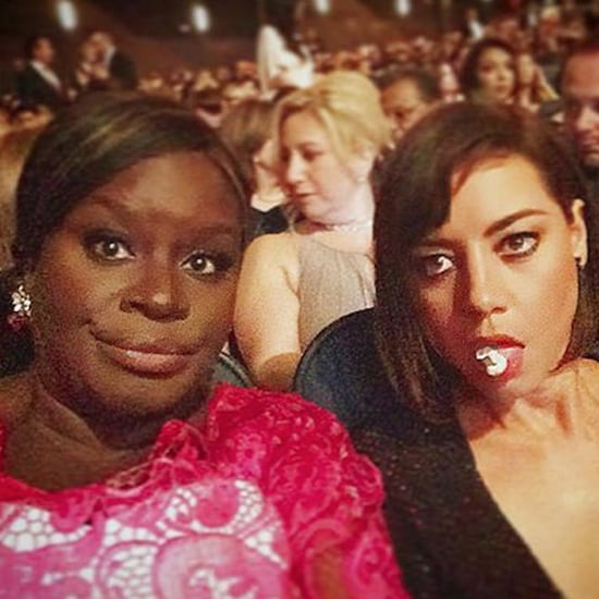 Retta Instagrams a Picture From the Emmys 2015