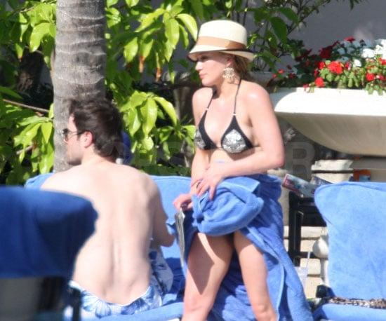 Hilary Duff Bikini Photos
