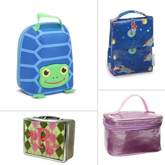 Back-to-School Lunch Bags For Kids