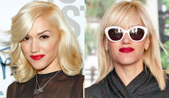 Gwen Stefani Has a New Haircut