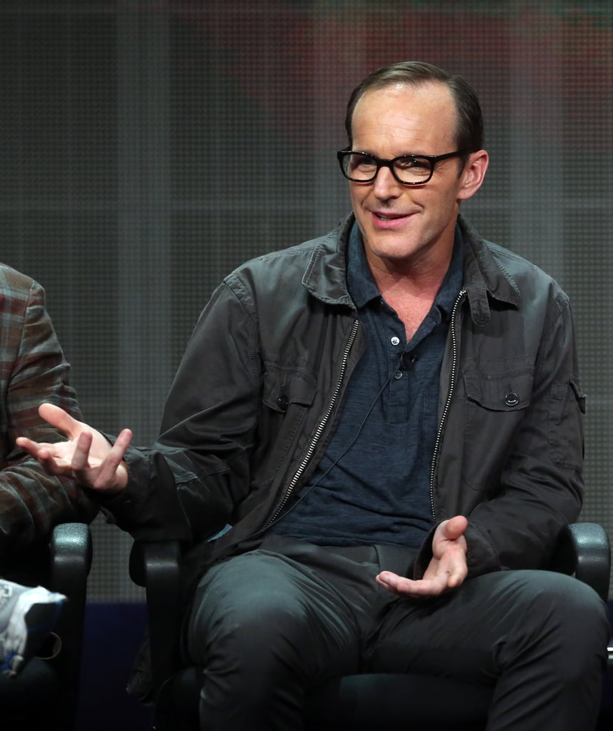 Clark Gregg discussed his upcoming work on Agents of S.H.I.E.L.D..