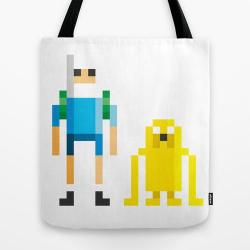 Finn and Jake Tote