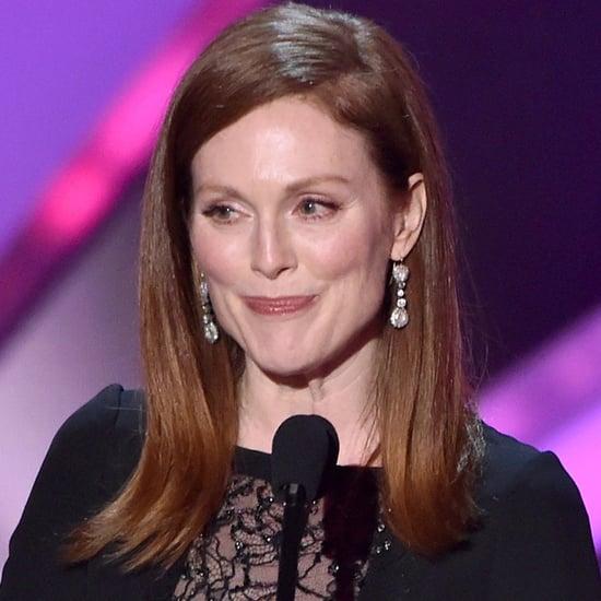 Julianne Moore Critics' Choice Awards Speech