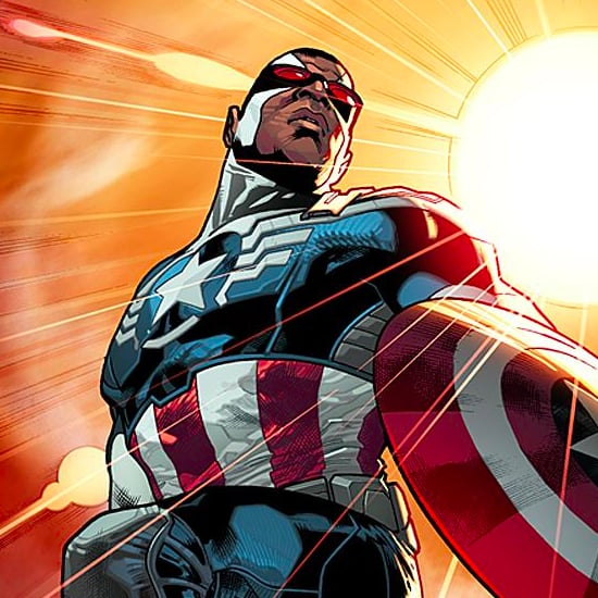 Marvel Announces New Captain America