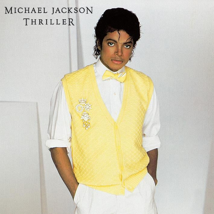 """Thriller"" by Michael Jackson"