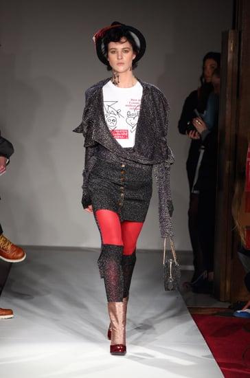 Vivienne Westwood Red Label Runway 2012 Fall