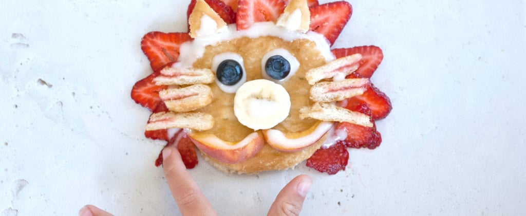 5 Adorably Simple Breakfast Art Creations
