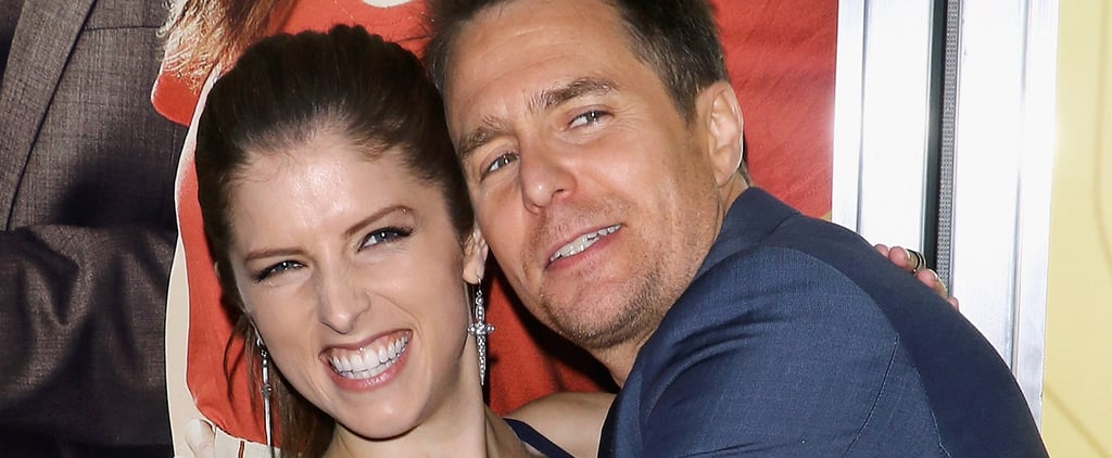 Anna Kendrick and Sam Rockwell Play Up Their Offscreen Chemistry on the Red Carpet