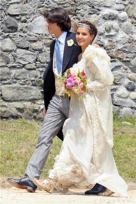 Margherita Missoni Wearing Missoni in June 2012