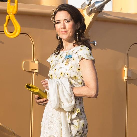 Princess Mary's YDE Dress at King Carl's Birthday 2016