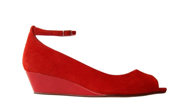 Read Suede Wedges From Marais USA