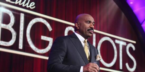 "Steve Harvey's ""Little Big Shots"" Motivation: 'God Is In The Forgiving Business'"