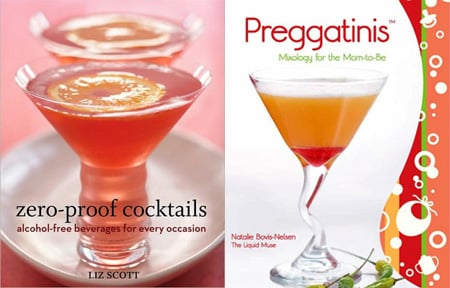 Non-Alcoholic Drinks for Expectant Moms