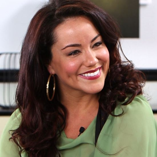 Katy Mixon Interview on Mike & Molly and Eastbound & Down