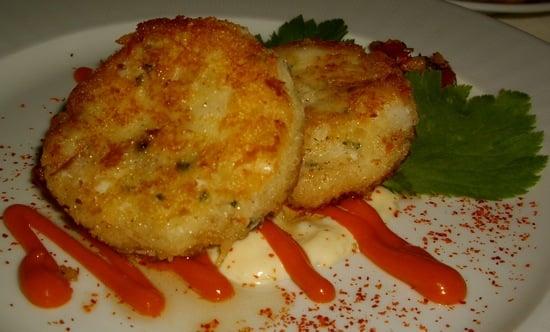 Alan Wong's Seafood Cake