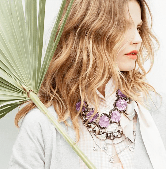 Exclusive Interview With J.Crew Creative Director Jenna Lyons on Jewelry