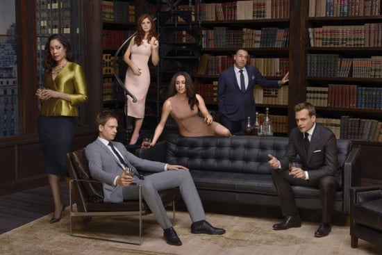 'Suits' Season 4 First Look: From Friends to Foes?