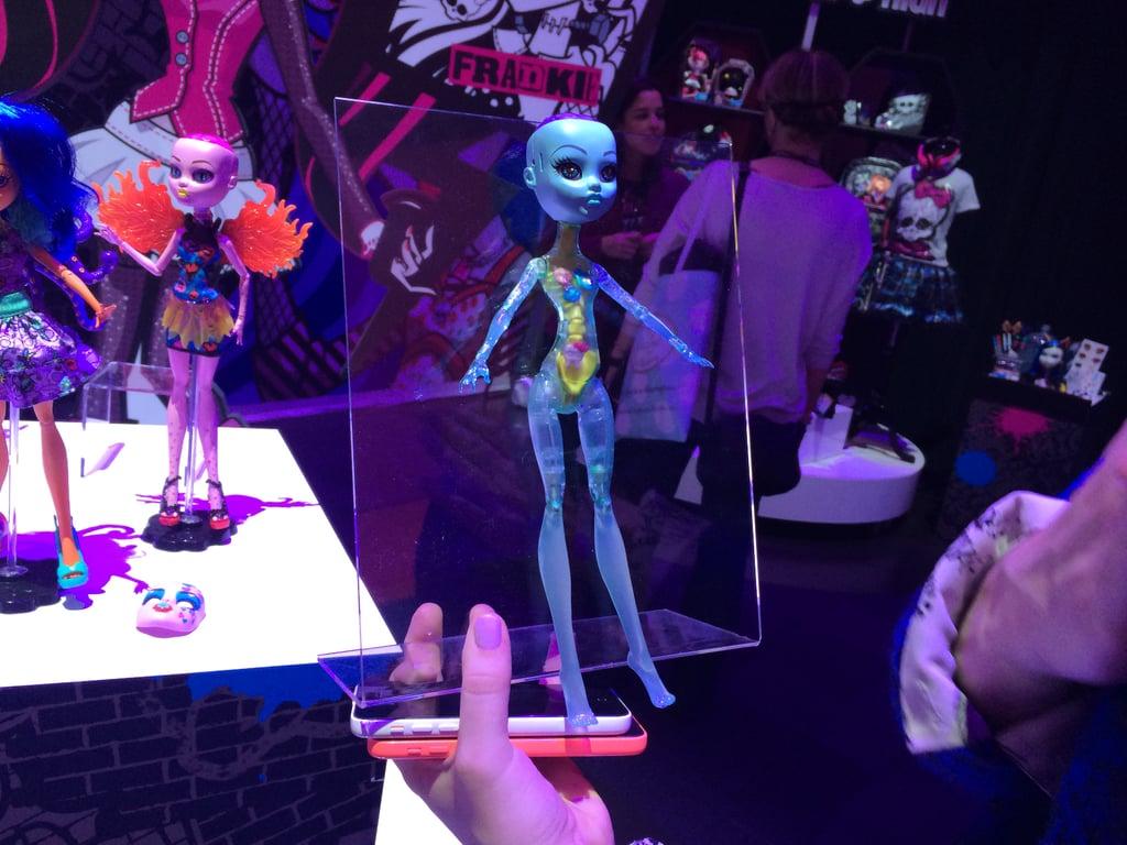 Monster High Inner Monster