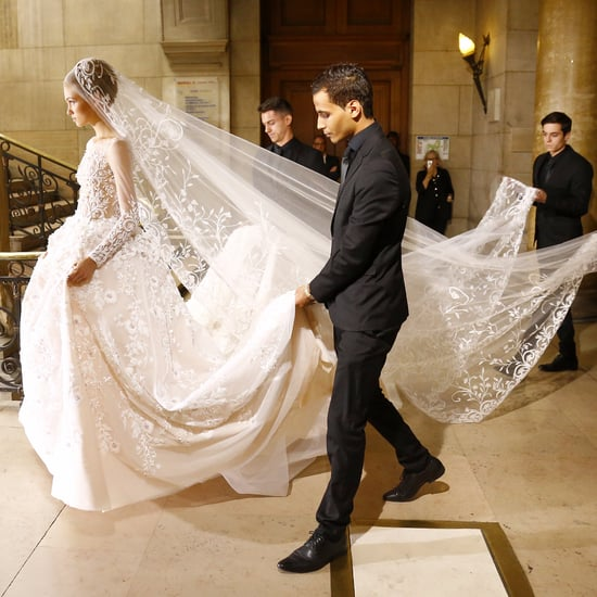 Behind the Scenes at Georges Hobeika Couture A/W 2016