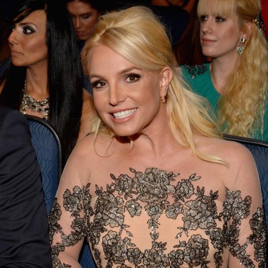 Britney Spears Tweets a Photo With Her Boyfriend