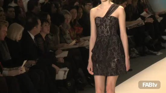 Lela Rose Fall 2010 Collection at New York Fashion Week Whats Fab First Look