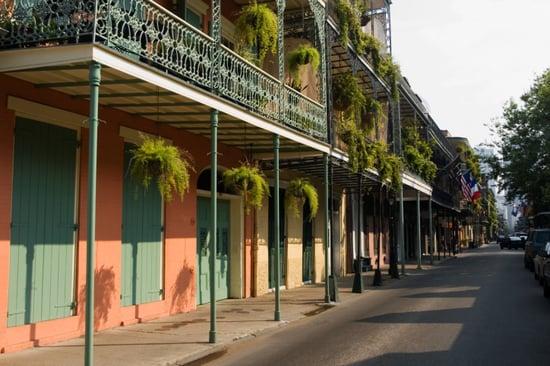 Casa Quiz: Creole Townhouses