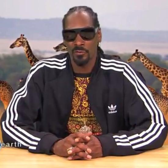 Snoop Dogg's Plizzanet Earth