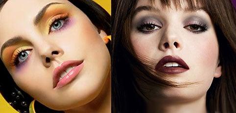 Do you Prefer Summer or Winter Makeup Colors?