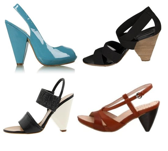 Shopping: The Triangle Heel