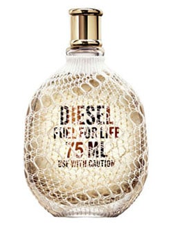 Perfume Pit Stop:  Diesel Fuel For Life