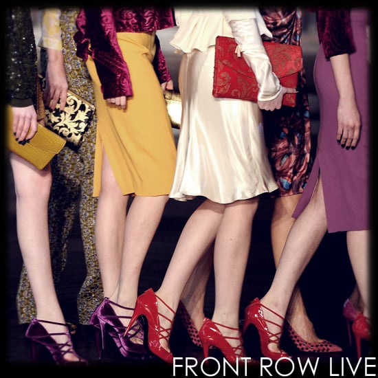 Proenza Schouler Spring 2013 Livestream | Video