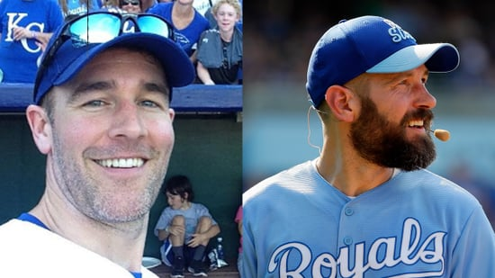 Paul Rudd and James Van Der Beek Have Home Run Outings During Big Slick Celebrity Weekend in Kansas City