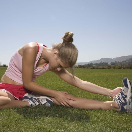 Is It OK to Stretch Before Working Out ?