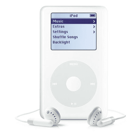 iPod Classic Discontinued