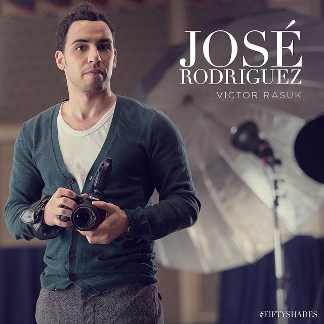 Victor Rasuk plays José Rodriguez.