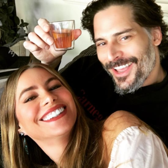 Sofia Vergara and Joe Manganiello Instagram Photo May 2016