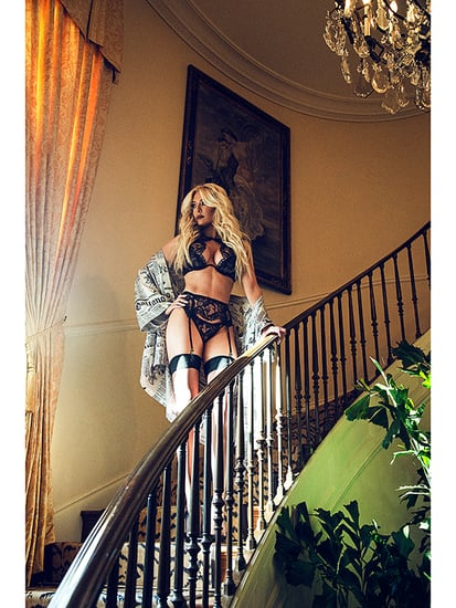 Real Housewives of Beverly Hills Star Erika Girardi Strips Down to Lacy Lingerie for Sexy Photo Shoot