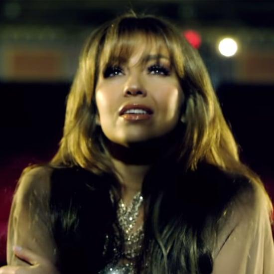 "Thalia's ""Vuelveme a Querer"" Music Video"