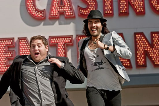Review of Get Him to the Greek Starring Jonah Hill and Russell Brand