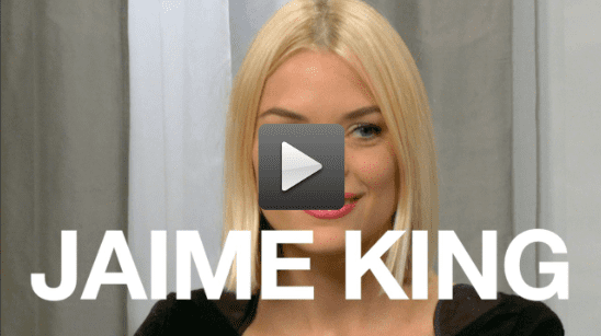 Video Interview With Jaime King For My Generation
