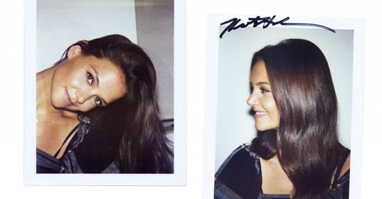 Katie Holmes on Healthy Hair Tricks, Beyoncé, and Breaking Beauty Rules