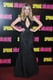 Ashley Benson donned a seriously sexy black sequined gown with an oversize front keyhole.