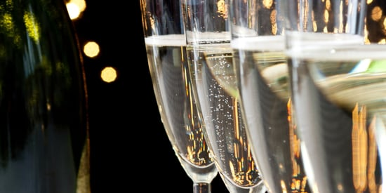 When Things Get Bubbly: The Etiquette of Champagne and Sparkling Wine