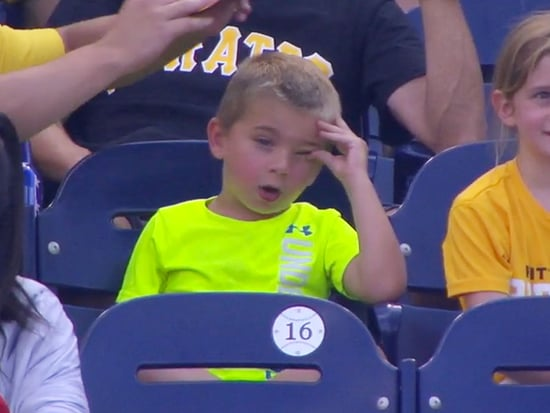 Best Fan Ever? Young Pirates Fan Endures Emotional Roller Coaster During 18-Inning Game